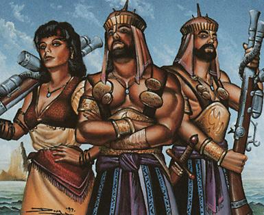 Talas Warrior