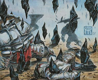 Rain of Daggers