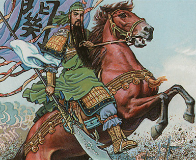 Guan Yu, Sainted Warrior