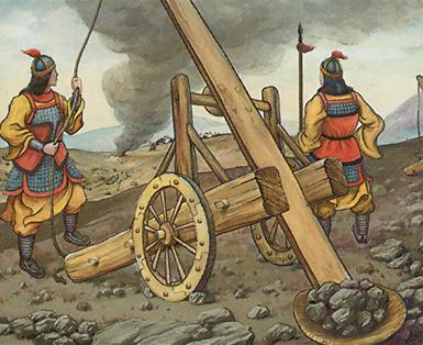Stone Catapult