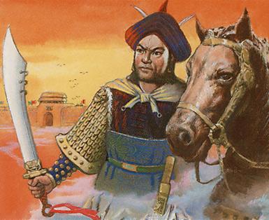 Barbarian General