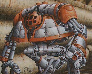 Thran War Machine