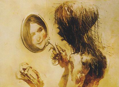 Lich's Mirror