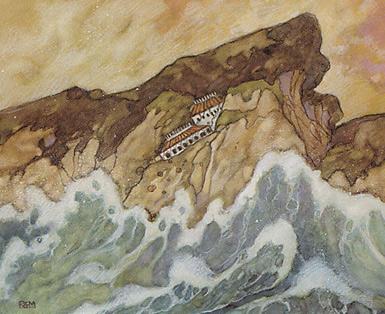 Tectonic Break
