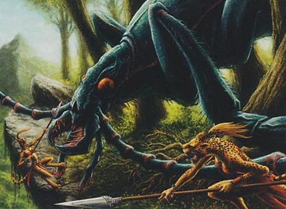 Monstrous Carabid