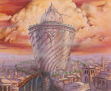 Tower Of The Magistrate MTG Magic The Gathering