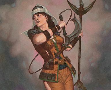 Lin Sivvi, Defiant Hero