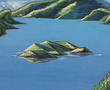 Island (No Sky)