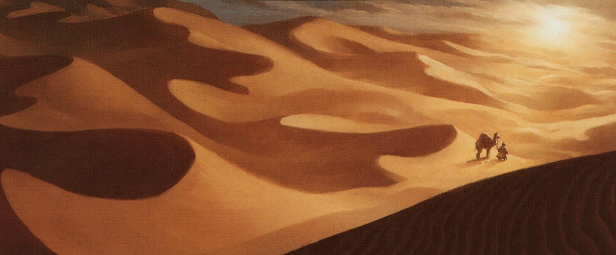 Sea of Sand (Planechase)