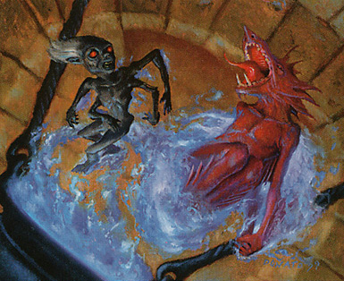Cauldron Dance