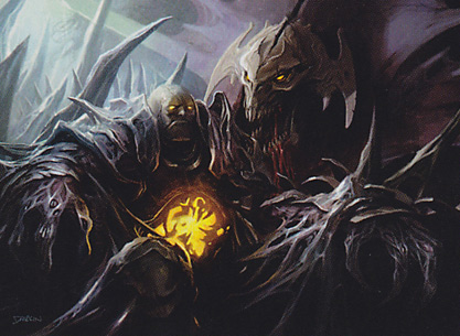 Praetor's Counsel card image from Mirrodin Besieged