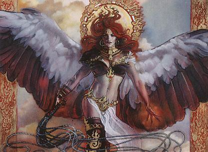 Basandra, Battle Seraph