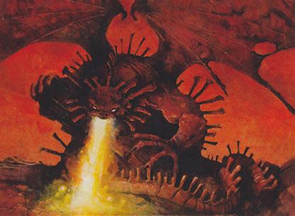 Kilnmouth Dragon