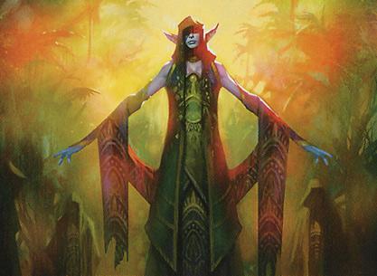 Elvish Visionary