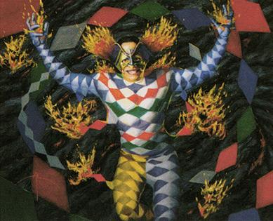 Chaos Harlequin