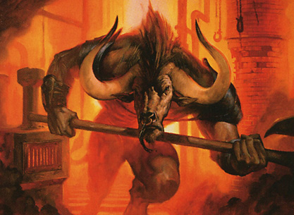 Minotaur Aggressor