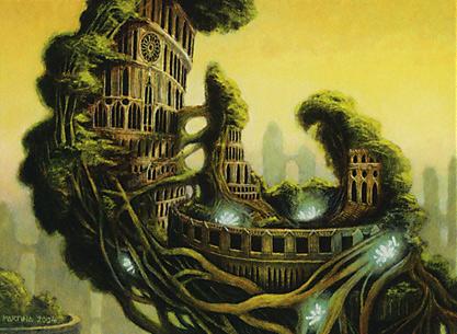 Vitu-Ghazi, the City-Tree