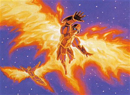 Leap of Flame