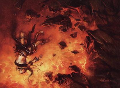 Fiery Fall