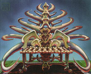 Altar of Bone