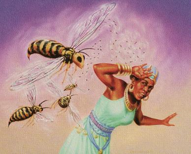 Unyaro Bee Sting