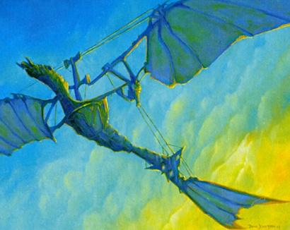Ornithopter