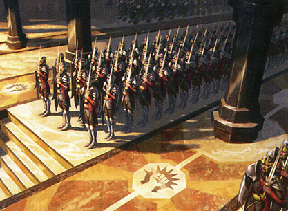 Assemble the Legion