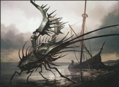 Armored Cancrix