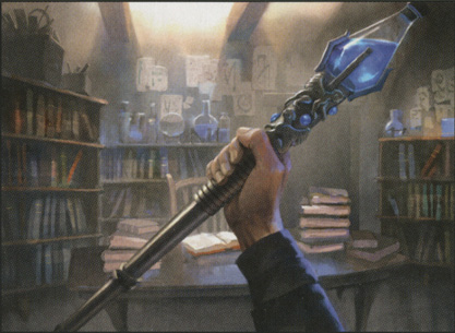 Staff of the Mind Magus