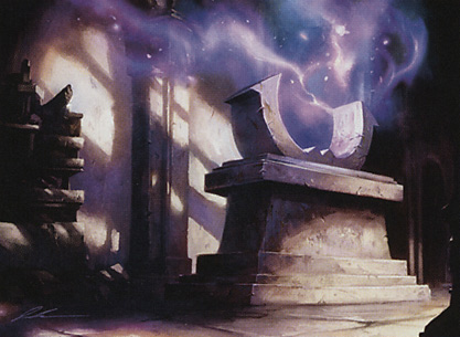 Altar of the Lost