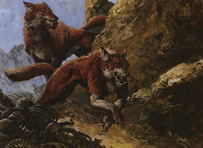 Russet Wolves