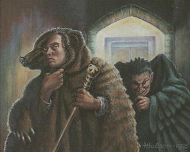 Beast Walkers