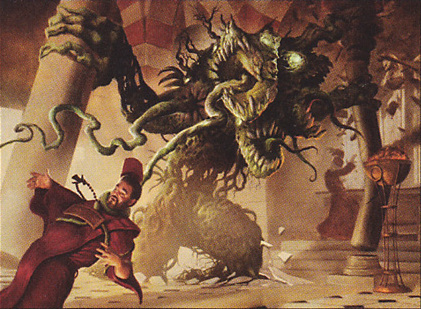 Bane of Progress card image from Commander 2013 Edition
