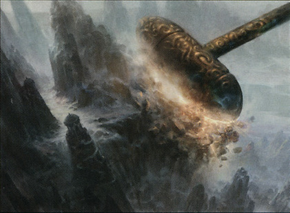 Fall of the Hammer card image from Born of the Gods