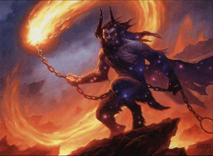 Satyr Firedancer