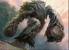 Kalonian Twingrove card image from Magic 2015 Core Set