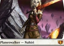 Nahiri, the Lithomancer