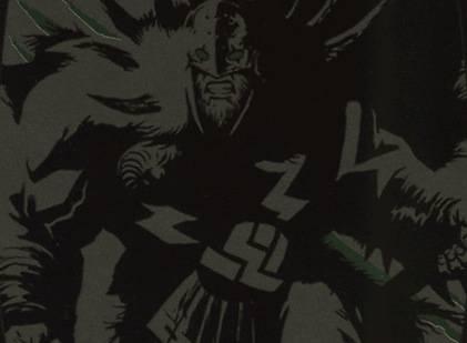 Garruk, Caller of Beasts (SDCC 2013 Exclusive)