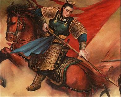 Lu Bu, Master-at-Arms