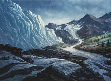 Thawing Glaciers