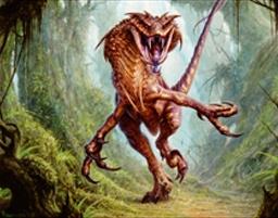 Deathmist Raptor