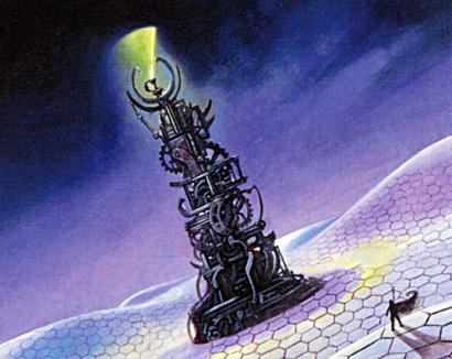 4 Clock of Omens ~ Artifact Fifth Dawn Mtg Magic Uncommon 4x x4