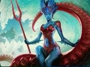 Kiora, Master of the Depths