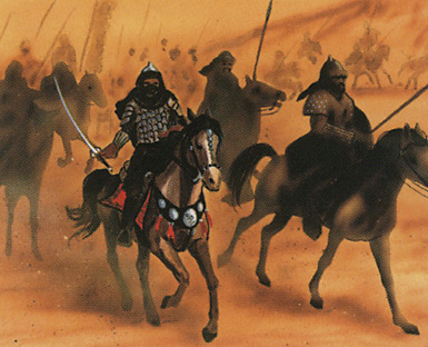 Moorish Cavalry
