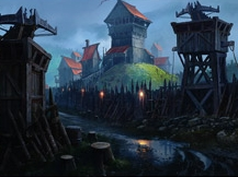 Fortified Village