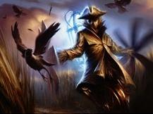 Geist-Fueled Scarecrow