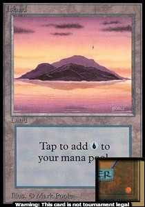 Island (A) (CE)