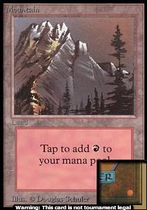 Mountain (A) (CE)
