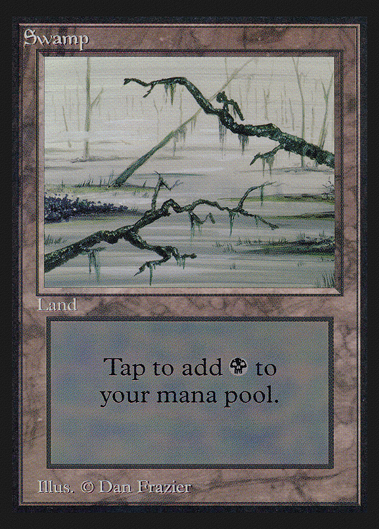 Swamp (Two Branches)(IE)