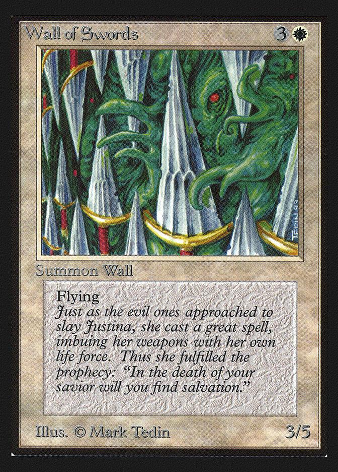 Wall of Swords (CE)